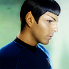 spock with flare