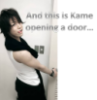 superhero0008: Kame + door