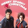Mercy: [SGA] John/Elizabeth - merry christmas
