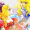 Lady Oscar x Marie Antoinette