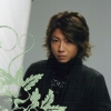 corlee1289: Aiba Masaki with green flower decoration