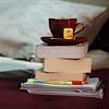 книжки и чай
