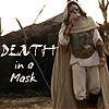 hl  Death in a mask