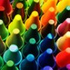 Sky: [other] crayons