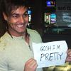 "Gabe ---> ""Gosh I'm Pretty"""