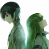 Lelouch and C.C - Not Alone