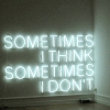 Lindsay Brown: Sometimes I Think
