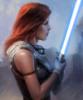 mara jade, Star Wars, Extended Universe, Emperor's Hand