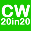 The CW 20in20