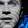 Brightdreamer (Mel): tron - sam blue eye
