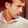 James Dean: lips