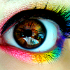 lynx212: Rainbow Eye