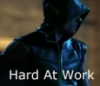 happycabbage75: Arrow - hard at work