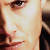 spn dean eyes: angry