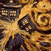 dw_vangogh_TARDIS