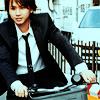 光ー w/ 自転車