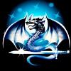 dragon/sword