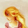 Blue: Tangled - Rapunzel Profile