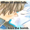 Welkin and Alicia: Kiss the Bomb