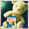 comic reading with bearspot