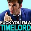 [DW/T] Fuck you I'm a timelord!