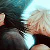 FF7 - Zack and Cloud