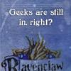 albalark: Ravenclaw Geeks