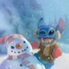 (Stitch) Snowman!