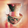 the cheshire cat's gonna grin you down