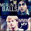Jad: merlin's balls || HP/merlin