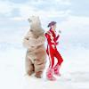 chillin' with the polar bears