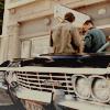 wuschel2nozzo: SPN - Boys behind Impala