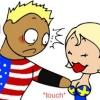 SatW | Americans + Boobs = Distress