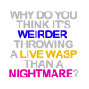 TV--bfq10--Live Wasps/Nightmare