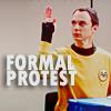 [Big Bang] Sheldon // Formal Protest