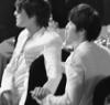 Kyuhae holding hands GDA