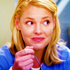 Courtney: GREYS: you give me that look that's like