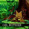 Well, I'm hardly loquacious...: (tsits) Archimedes; Bother