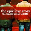 spn - epic love story