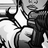 Archer Lana BW Gun