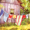 misc:clothes drying by Edna Eicke