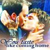 TW Jack & Ianto you taste like coming ho