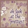 Queen Mab of Critique: Pretties!
