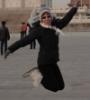 Прыжок на Тянь Ан Мень