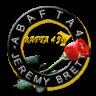 BAFTA 4 JB Logo