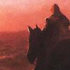 a_sunset_horse