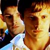 Merlin attends Arthur