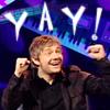 Ali: yay