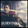 Voyager/Chakotay/Survival