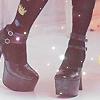 goth loli shoes